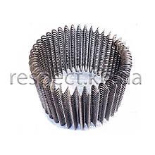 Спираль для трубы диам. 125 мм. (шнек для поперечной линии) Турция 92 мм.