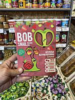 Конфета Bob-Snail без сахара Яблоко-Клубника 54 грамма
