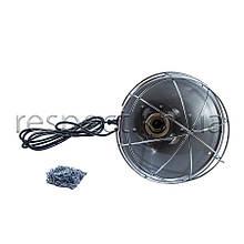 Захисний плафон (абажур) для інфрачервоної лампи (без перемикача) мал.