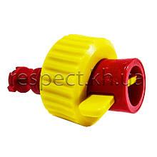 Кран промивки для регулятора тиску води