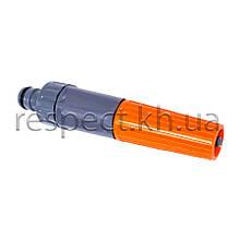 Розпилювач регульований для поливу ручний (під конектор)