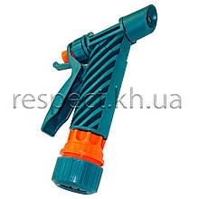 Пистолет для полива (цанга 3/4″) с фиксатором