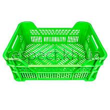 Ящик для фруктів і овочів (зелений)