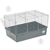Клітка Природа для гризунів Кролик 50, хром/сіра