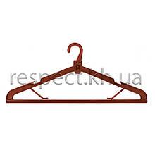 Вішалка для одягу пластмасові (плечики)