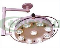 Светильник хирургический L739-II- девятирефлекторный потолочный