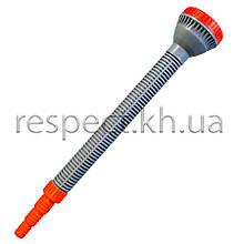 """Ручний розпилювач для поливу 365 мм 1/2""""-5/8""""-3/4"""" (сірий)"""