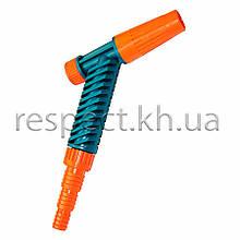 Пістолет з регульованим розпилювач для поливу
