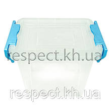 Пластиковий контейнер для продуктів (високий)