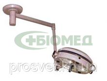 Светильник хирургический L 2000-3-II трехрефлекторный потолочный