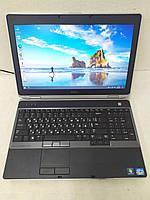 """Ноутбук Dell Latitude E6530 15.6"""" I5-2520m 3.2Гц / 8Гб / 240гб SSD"""