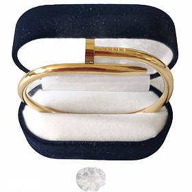 Браслет Картье Cartier 16S, Гвоздь, Желтое Золото