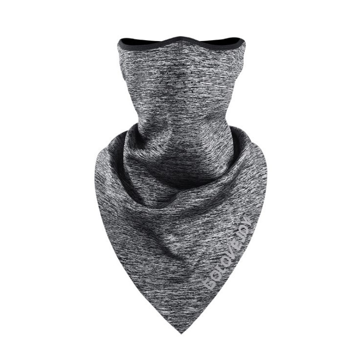 Велосипедна маска балаклава GOLOVEJOY frost gray