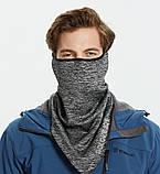 Велосипедна маска балаклава GOLOVEJOY frost gray, фото 3