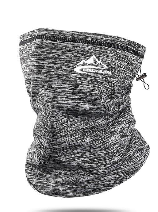 Велосипедна маска балаклава  GOLOVEJOY sprint gray