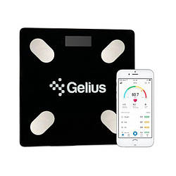 Весы напольные электронные Gelius GP-BS001 Black
