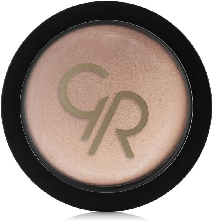Мінеральна пудра для обличчя Golden Rose Mineral Terracotta Powder, 12 г, №07