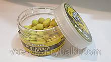 Бойлы Pop-Up Carptronik Pineapple (Ананас) 10мм