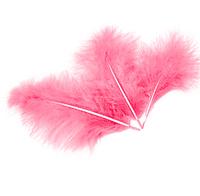Перья для шаров БАБЛС | Розовый