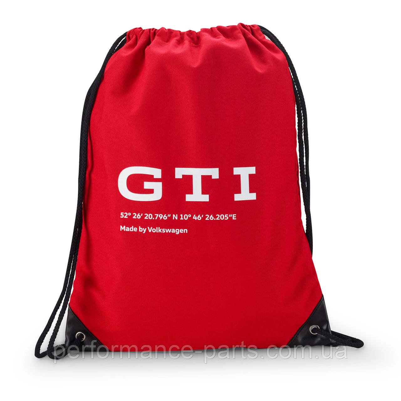 Оригінальна VW спортивна сумка GTI спортивна сумка сумка-рюкзак червона 5HV087318A