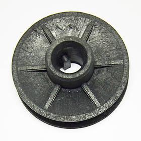Шкив пластиковый для стиральной машины 59 мм