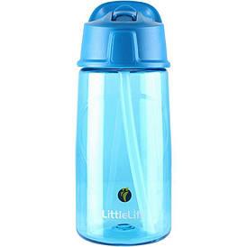 Пляшка для води дитяча Little Life Water Bottle 550ml blue