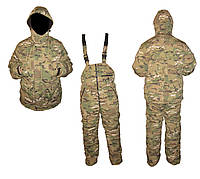 Камуфляжный костюм пиксель для охоты и рыбалки до -30С