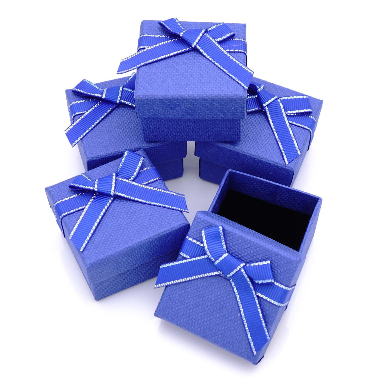 Подарочные коробки 50x50x35 Синий