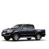 Toyota Hilux (пікап) АКП 2011
