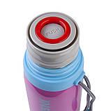 Термос Kite Inspire K20-301-05, 350 мл, рожевий, фото 3