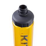 Пляшка для води Kite К19-406-07, 750 мл, помаранчева, фото 2
