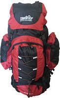 Рюкзак Объемом 70 литров Красный