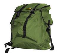 Рюкзак Объемом 60 литров зеленый