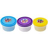 Цветное тесто для лепки, 3*75г Kite Shimmer&Shine SH19-151, фото 2