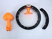 Массажный обруч Elite - Hula Hoop That Won't Fall Умный Хулахуп неспадающий с центробежным шаром и счетчиком, фото 1