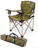Кресло зонт зеленое