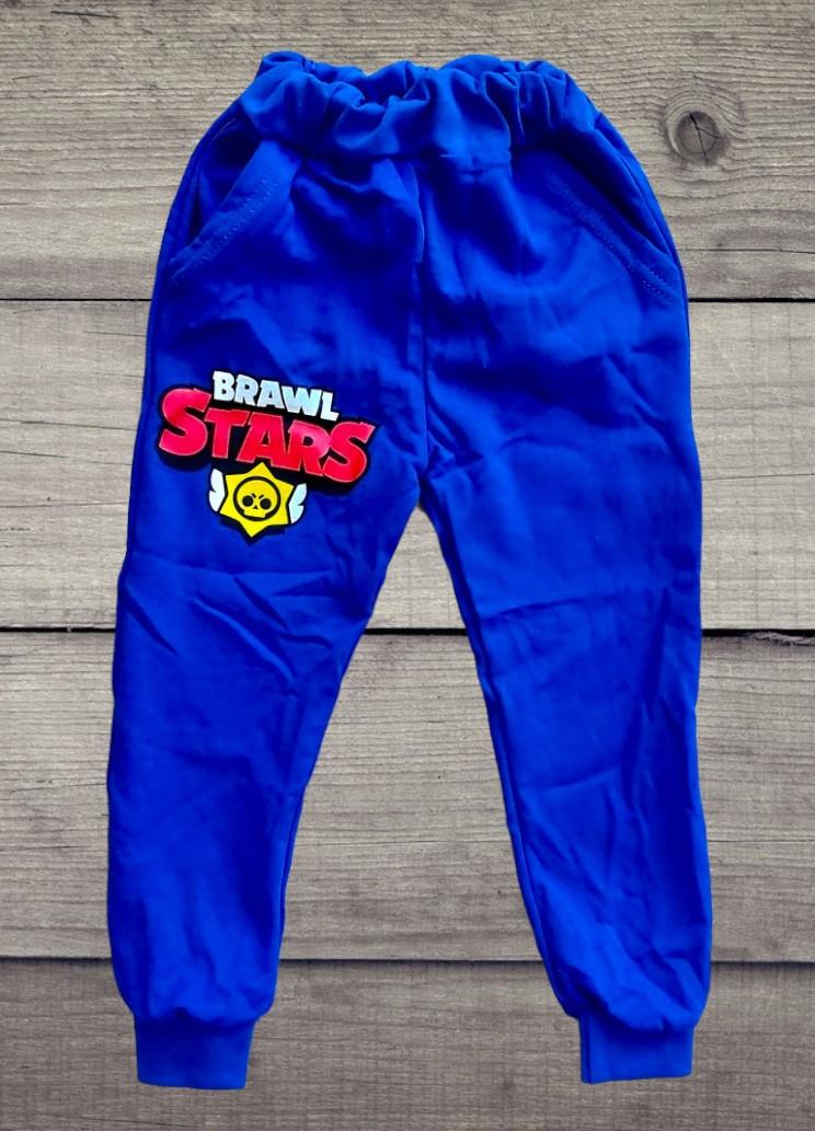 Дитячі спортивні штани з начосом