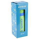 Термос Kite Create K20-301-03, 350 мл, зеленый, фото 4