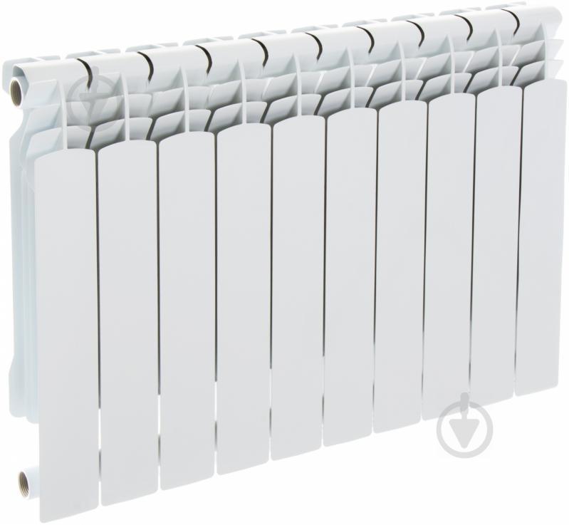 Радіатор алюмінієвий Evro-Termo 575х80х96