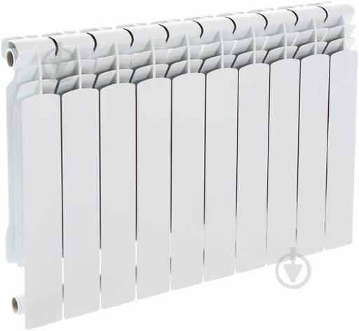 Радіатор алюмінієвий Evro-Termo 575х80х96, фото 2