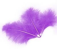 Перья для шаров БАБЛС | Сиреневый