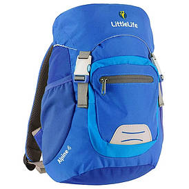 Рюкзак дитячий Little Life Alpine 4L Kids blue