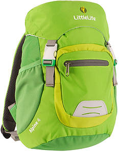 Рюкзак дитячий Little Life Alpine 4L Kids green