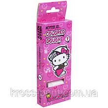 Кольорове тісто для ліплення Kite Hello Kitty HK21-136, 7*20 г