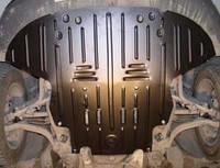 Защита картера двигателя и акпп Audi Allroad 2000-, фото 1