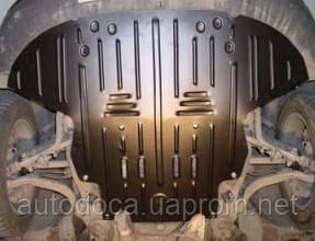 Защита картера двигателя и акпп Audi Allroad 2000-