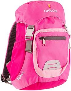 Рюкзак дитячий Little Life Alpine 4L Kids pink