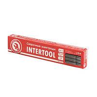 Електроди зварювальні, Ø 3 мм, уп. 2,5 кг. INTERTOOL EW-0325