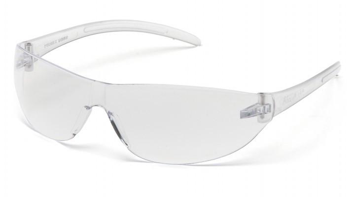 Спортивні окуляри з прозорими лінзами Pyramex ALAIR