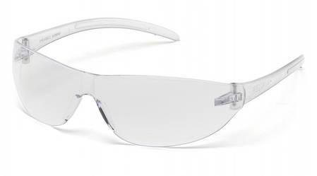 Спортивні окуляри з прозорими лінзами Pyramex ALAIR, фото 2